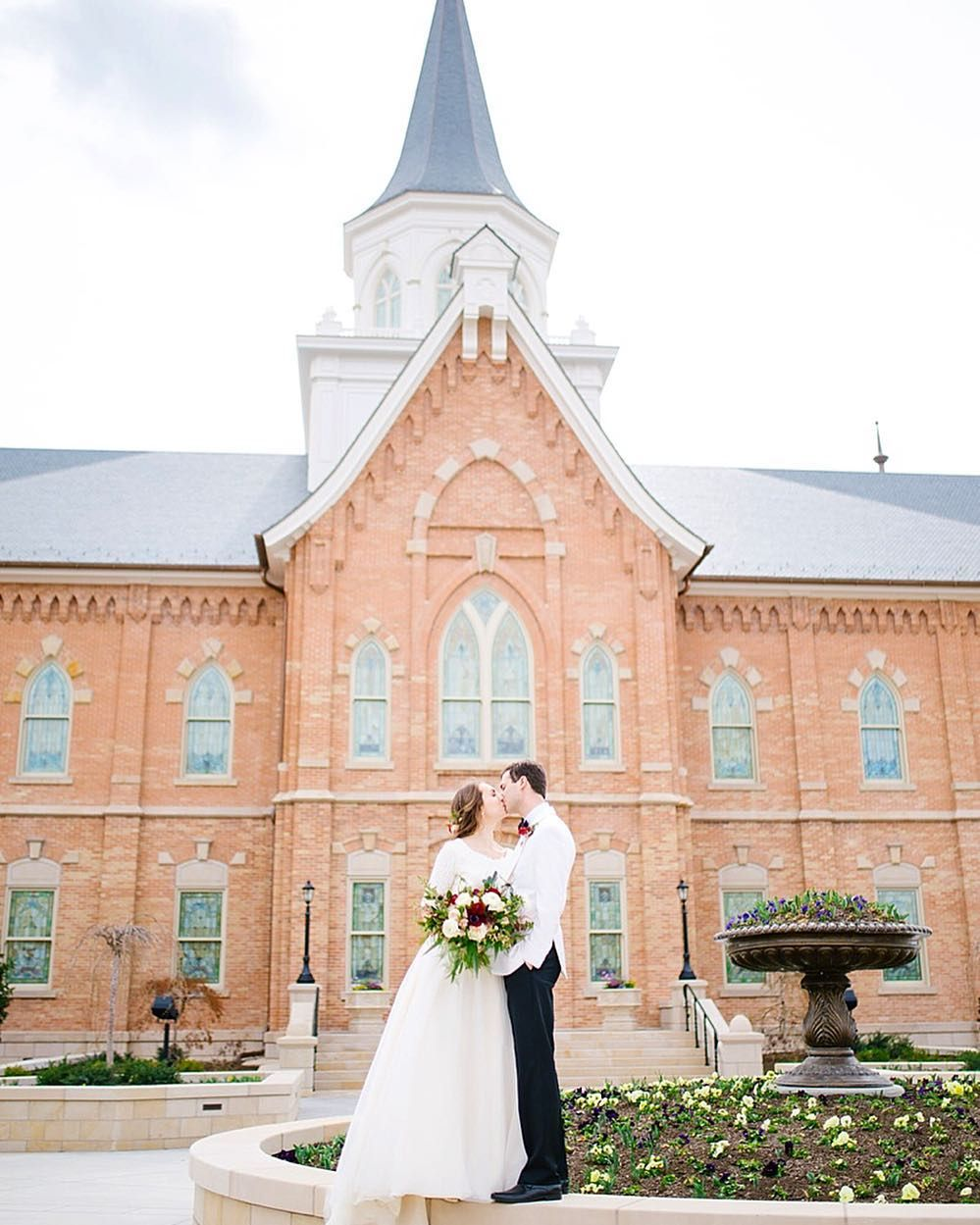 New Provo City Center Temple. I love this pose for the bride and ...