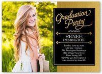 Graduation Invitations & Graduation Party Invitations | Shutterfly