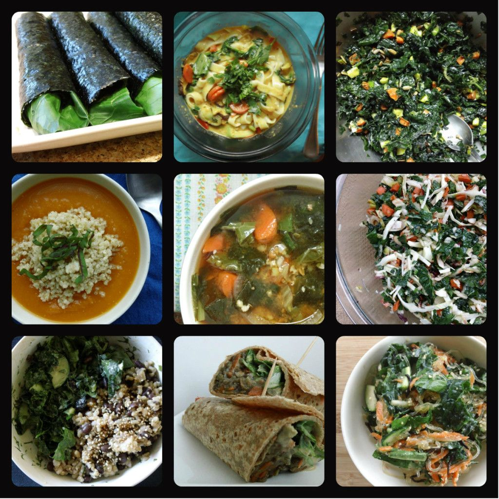 One Food Ten Ways Our Best Kale Recipes Vibrant Wellness