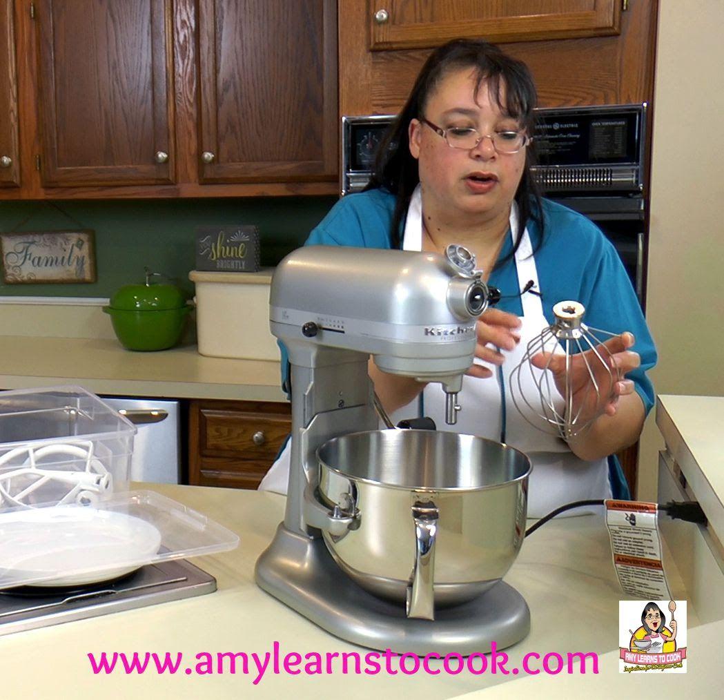 Amys ultimate stand mixer challenge kitchenaid