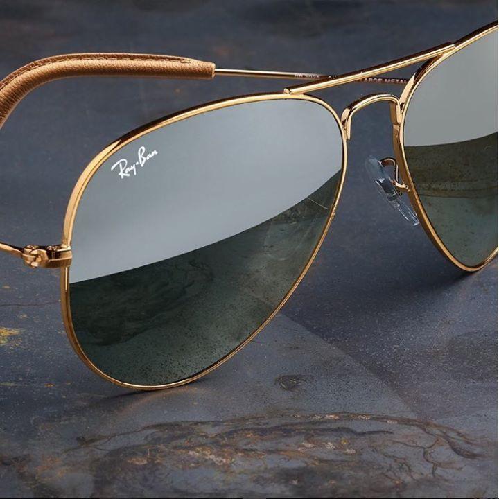 f5c166d02 A new twist on an old classic @rayban #rayban #aviators #sunglasses  #mensunglasses #womensunglasses #polarizedsunglasses #fashion
