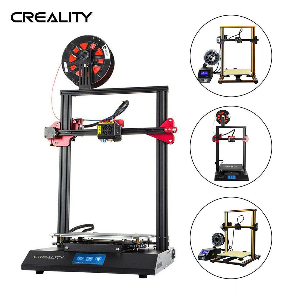 EBay #Sponsored Creality 300x300x400m CR-10 / CR-10S / CR