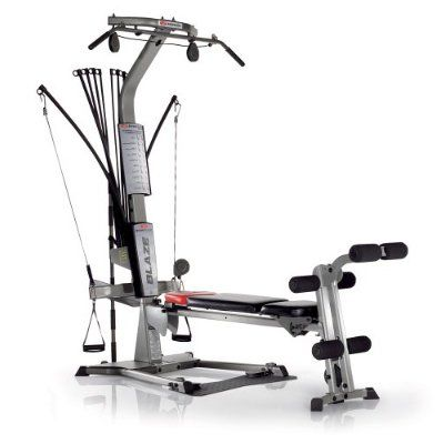Home Gym With More Than 60 Quality Exercises For All Muscle Groups Lower Pulley Squat Station Working Glutes Hamstrings An