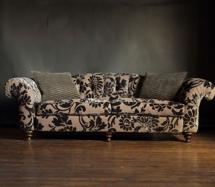 sofa retailers glasgow large sectional leather sofas flock from john sankey bloomsbury range - shape not ...