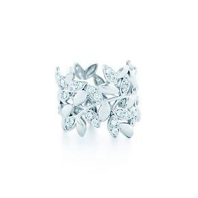 14k or blanc style Art déco Diamant Étoile Fleur Cluster post Boucles d/'oreilles