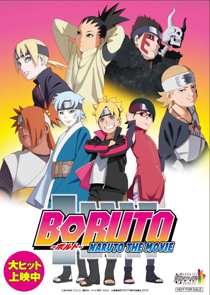 Download Video Boruto Naruto the Movie Subtitle Indonesia