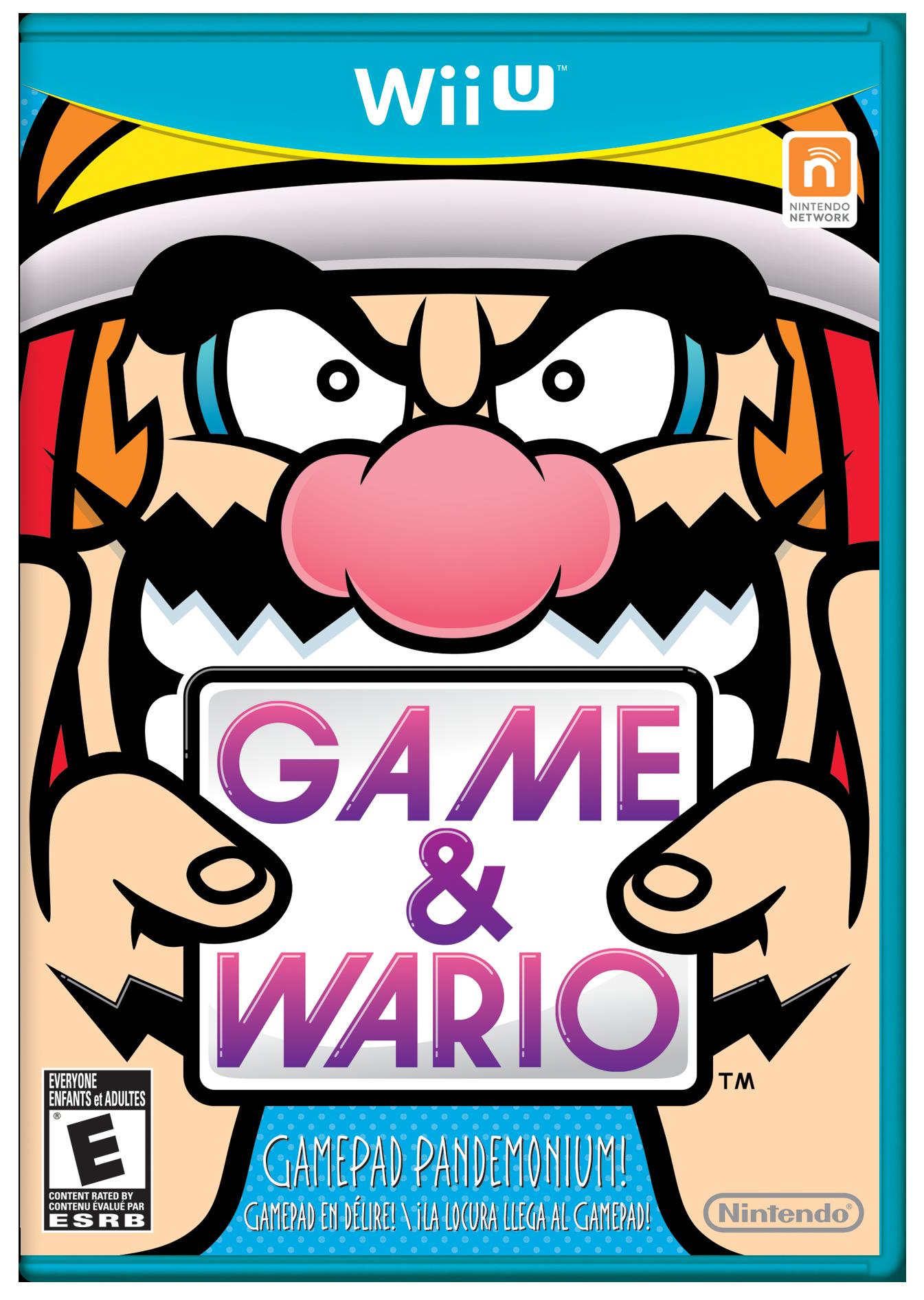 Game & Wario Nintendo Wii U GameStop Wii games, Wii
