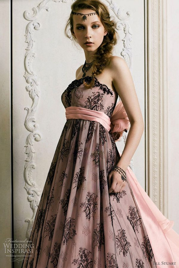 Jill Stuart Wedding Dresses 2012 — The Seventh Collection ...