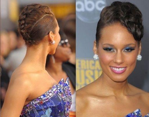 Amazing 1000 Images About Updos On Pinterest Updo Black Women And Short Hairstyles Gunalazisus
