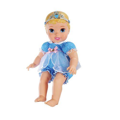 Disney Princess Baby Cinderella: Disney Princess Babies Doll