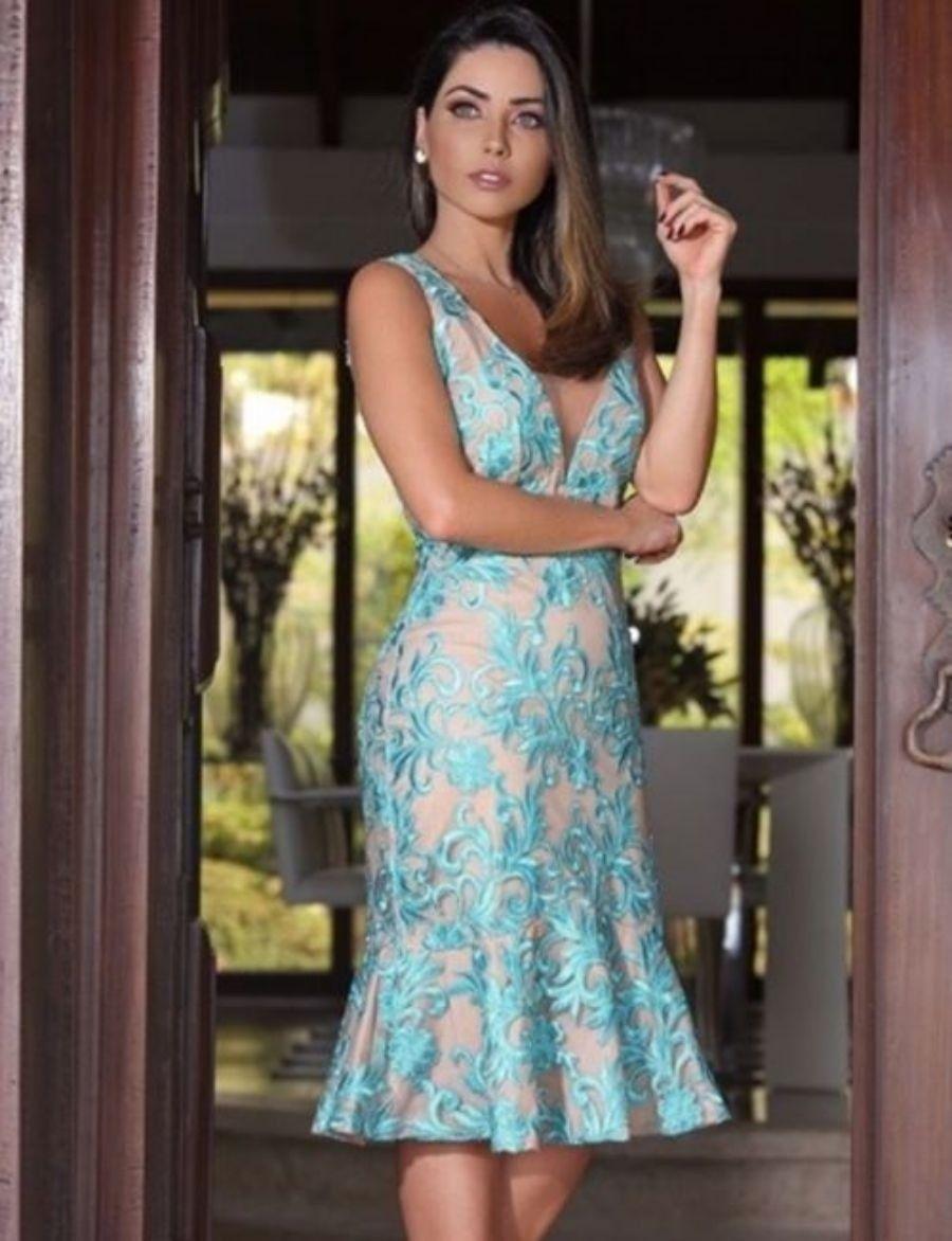 8e04f3111 Moda anti-idade: Vestidos para as festas | vestidos | Summer dresses ...