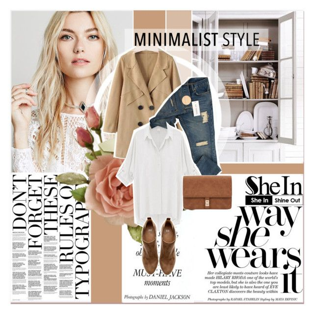"""""""# XXXIII/7 SheIn"""" by lucky-1990 ❤ liked on Polyvore featuring Free People, Tine K Home, Raf Simons, H&M, Sheinside, polyvoreeditorial and shein"""