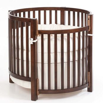I Love The Round Crib Round Cribs Baby Cribs For Sale Cribs