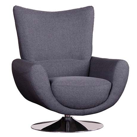 fauteuil pivotant de dezmo signature maurice tanguay. Black Bedroom Furniture Sets. Home Design Ideas
