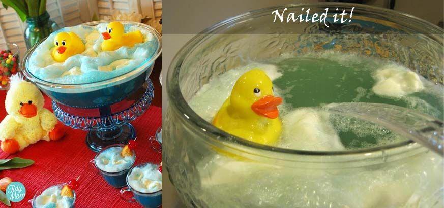 Nailed it! Nails, Food, Desserts
