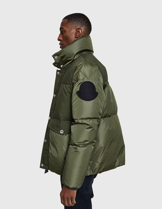 456a35e09 Pin by Fernando on Drab | Jackets, Cold weather jackets, Moncler