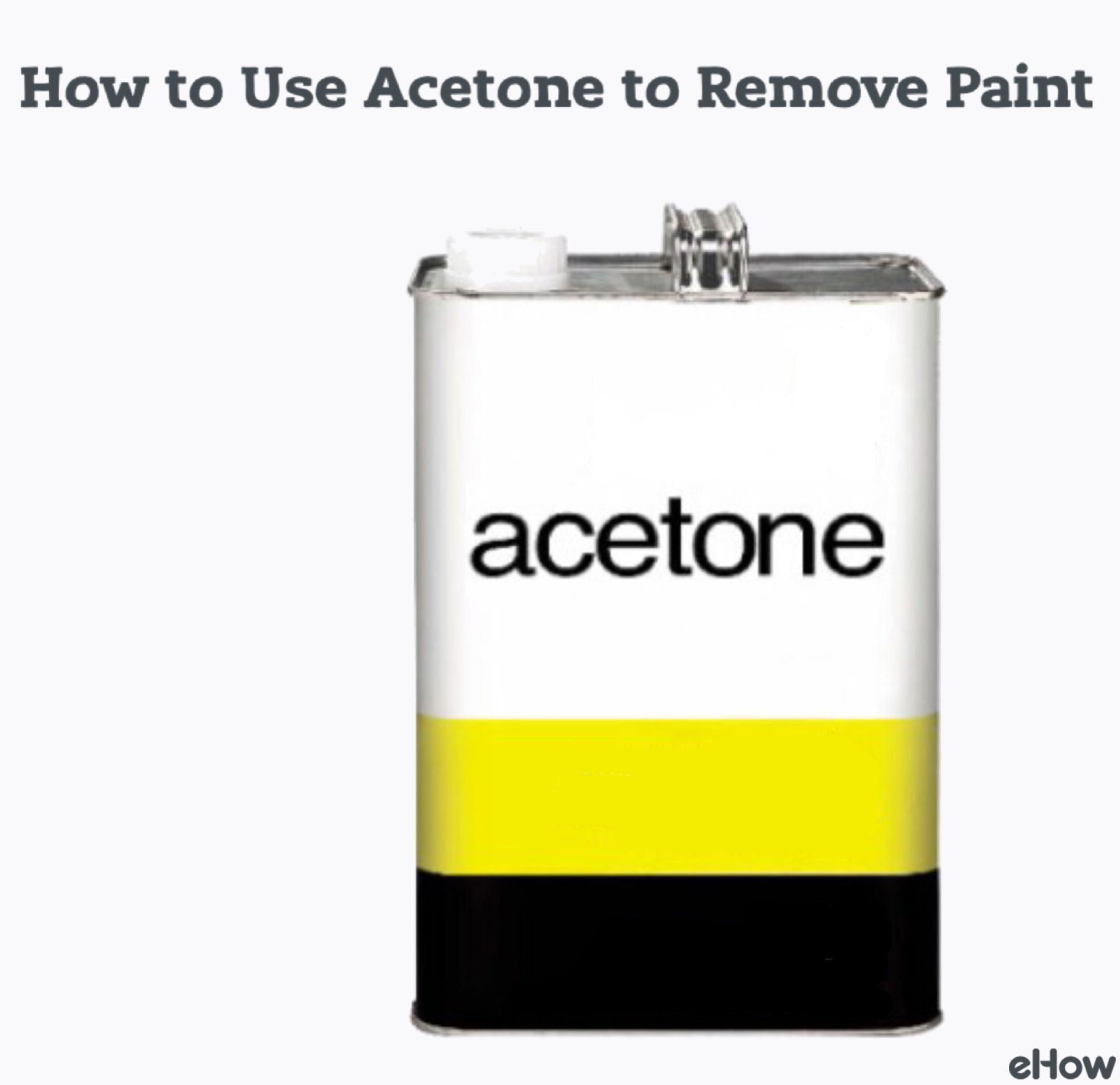 How To Use Acetone To Remove Paint It S All About That Paint