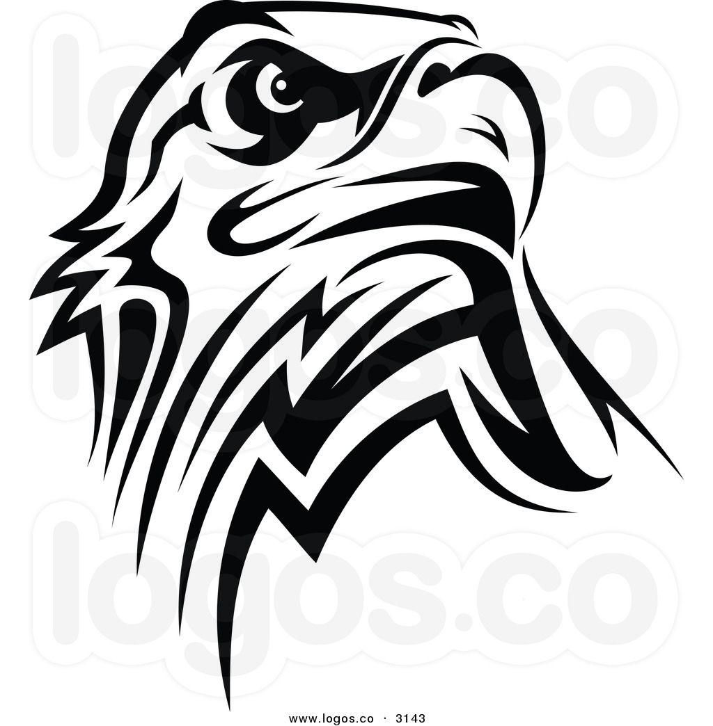 45+ Eagle Clipart Black And White