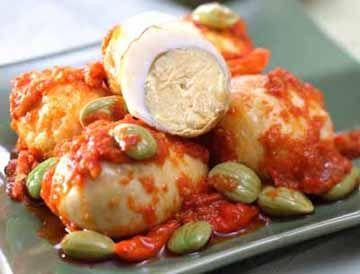Sambel Telor Pete Masakan Resep Masakan Resep Masakan Indonesia