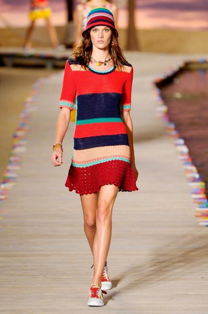 Tommy Hilfiger Spring/Summer 2016   Fashion, Trends, Beauty Tips & Celebrity Style Magazine   ELLE UK