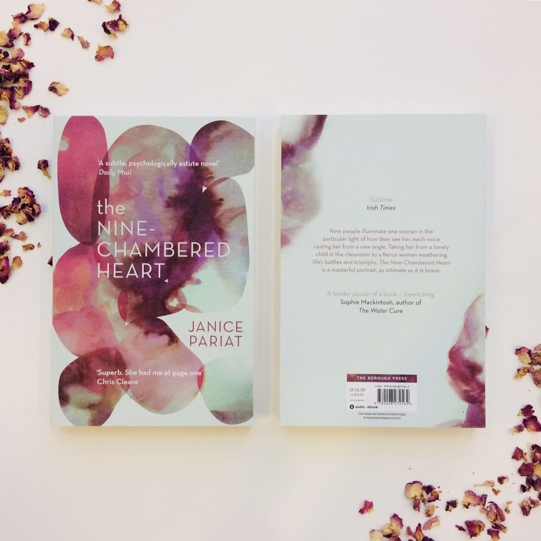 Harpercollinsuk On Instagram The Nine Chambered Heart Is A