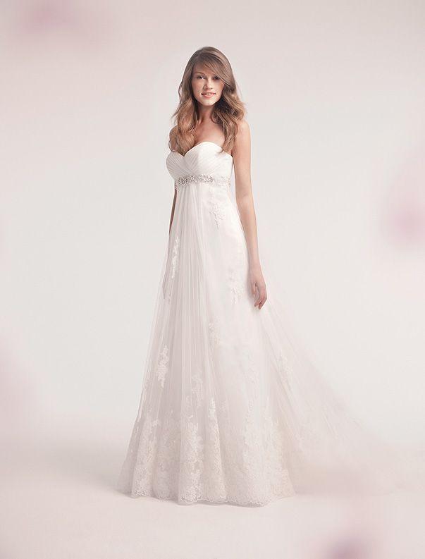 Alita Graham gown: Bateau Mermaid Gown in Satin | wedding ...