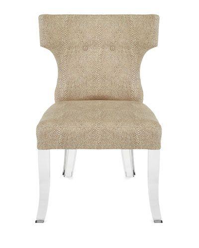 H7UZ2 Massoud Fenwick Dining Chair Room FurnitureDining