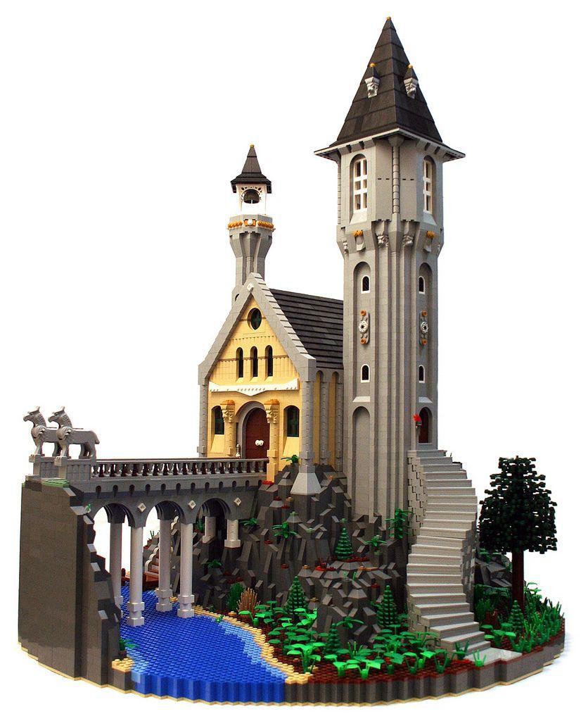Phallus palace minecraft legos y construcciones de - Construcciones de lego para ninos ...