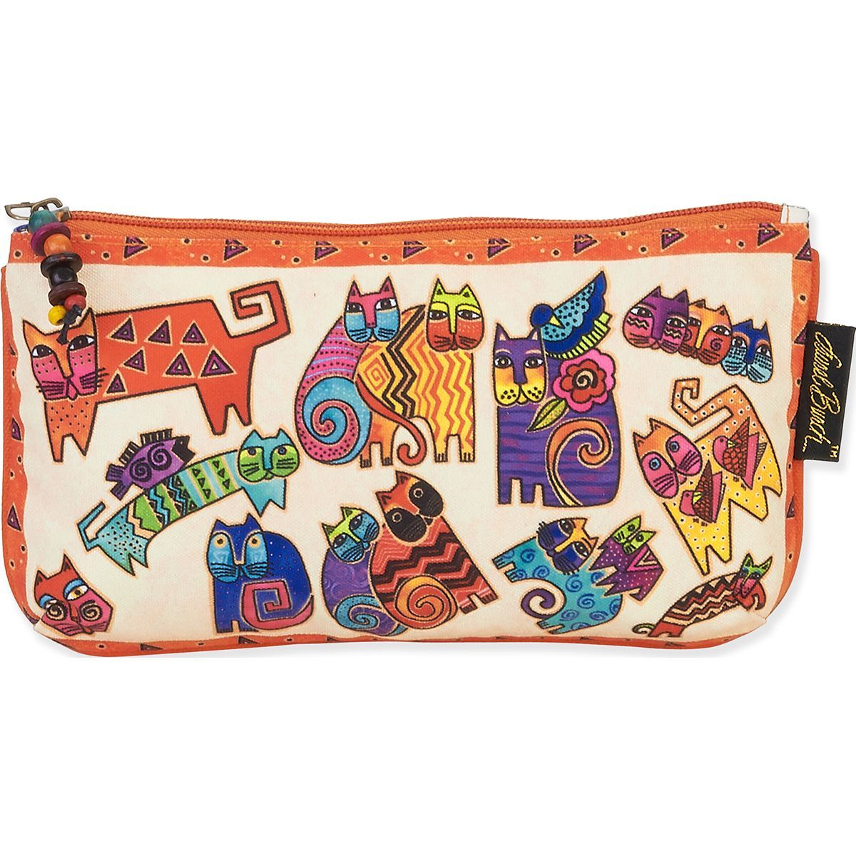 Laurel Burch Cosmetic Bag Set 3 Pkg-Karly s Cats   Products ... 19d48f655b