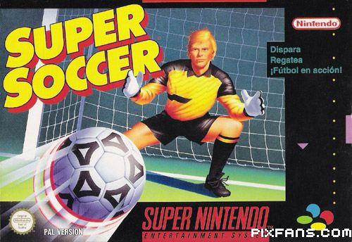 Super Soccer Super Nintendo Super Nintendo Games Soccer