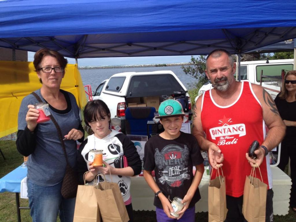 Harrington markets some of our wonderful customers 5/4/15