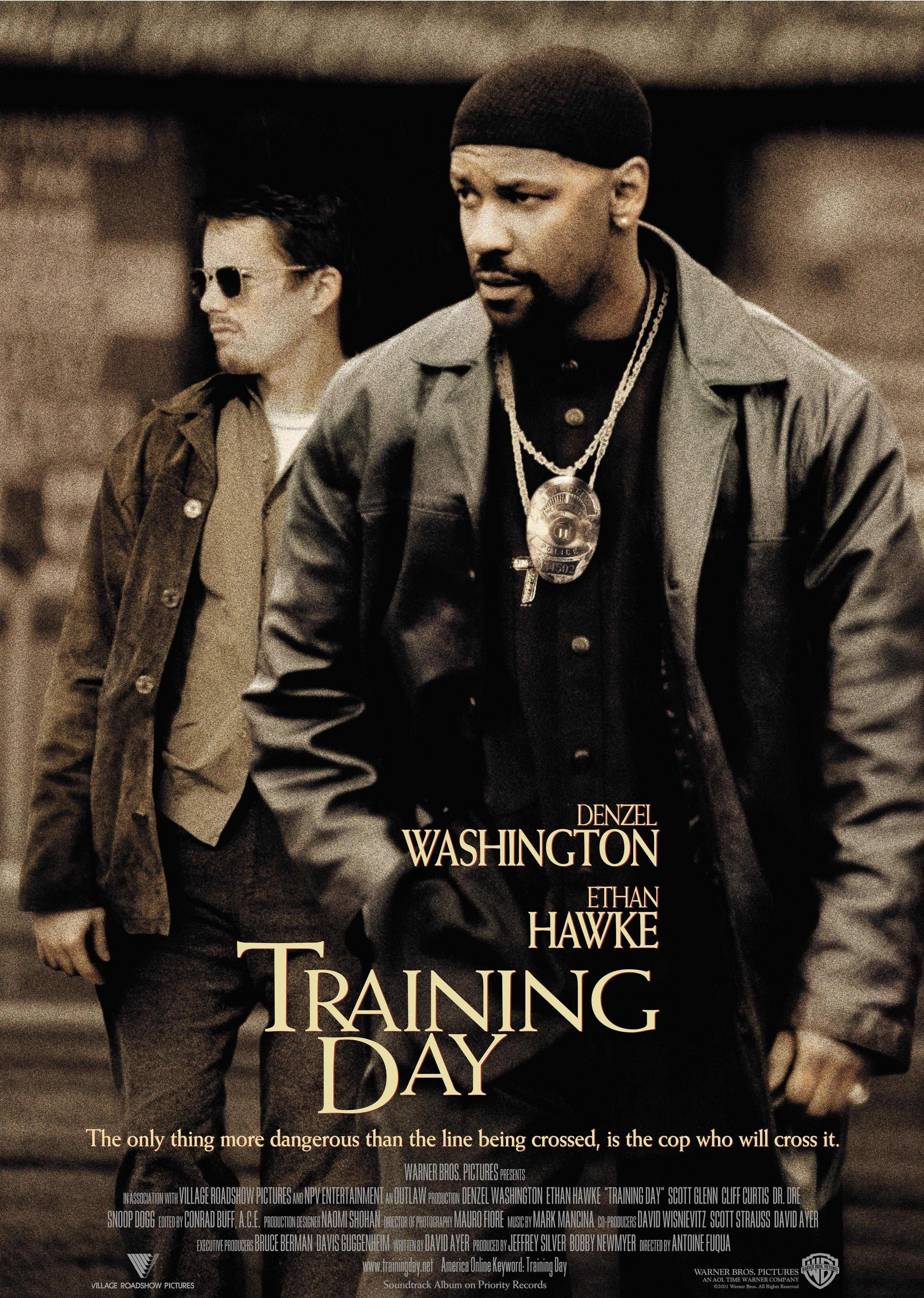 Training Day In 2001 Directed By Antoine Fuqua Pittsburgh 1966