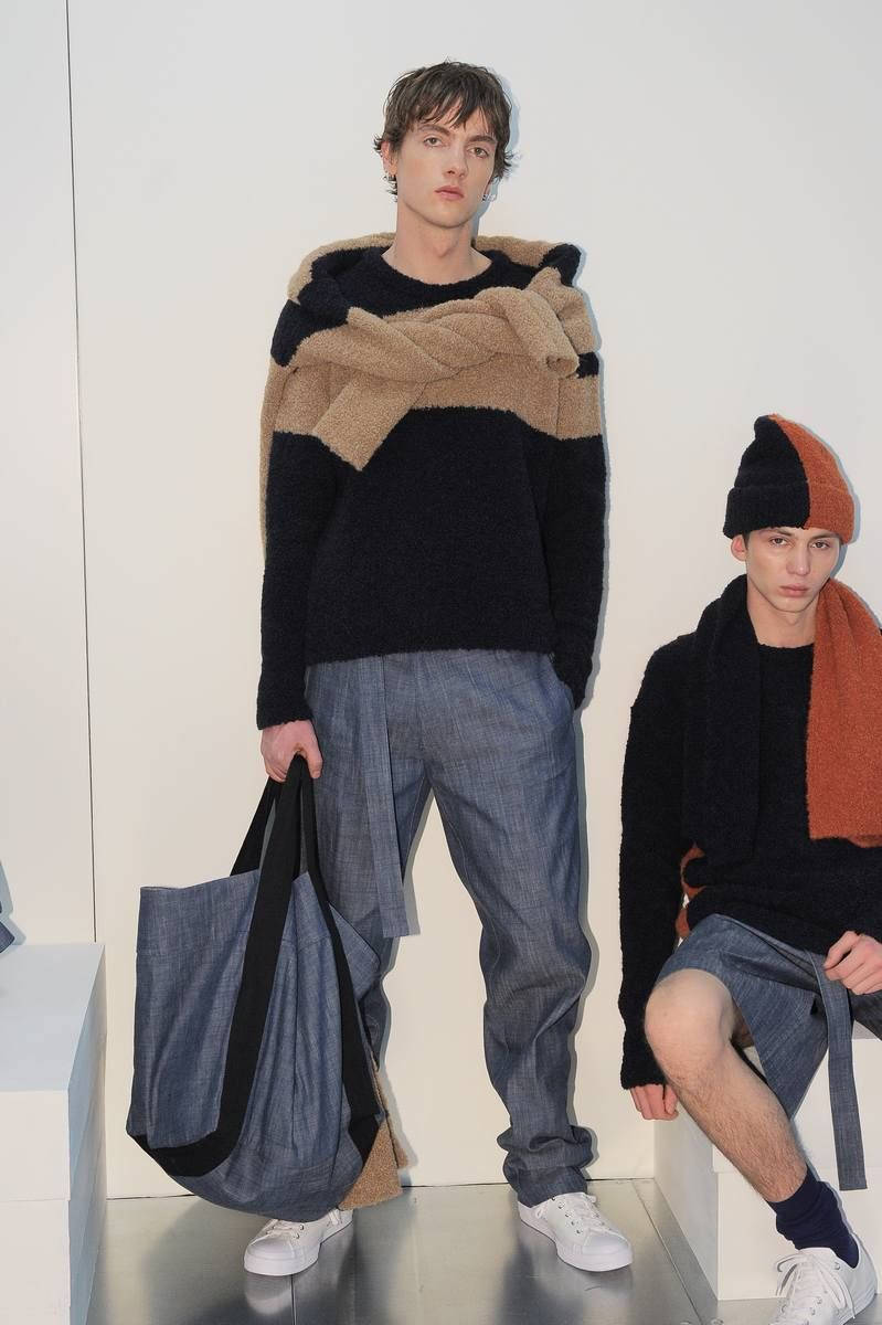 Lou Dalton Fall-Winter 2017 - London Fashion Week Men's