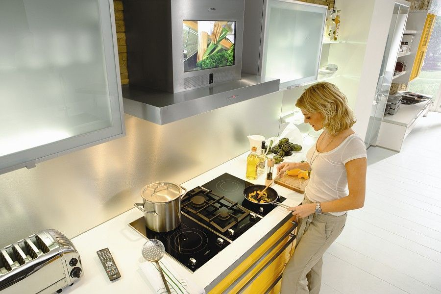 Stanowisko Gotowania To Serce Kuchni Interio Meble Kuchenne Cooking Kitchen Home Kitchens Kitchen Appliances