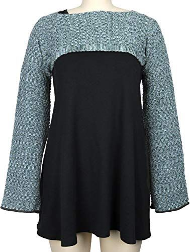 Amazing offer on Green 3 Over Arm Shrug Sweater- Womens Recycled Cotton Knit Sweater, Made  The USA online - Liketopclothing #shrugsweater
