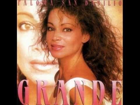 Paloma San Basilio / Grande (Full Album) [CD Spain Version] - YouTube