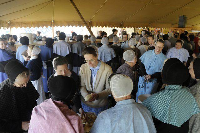 The Old Order German Baptist Brethren Hold A Nationwide