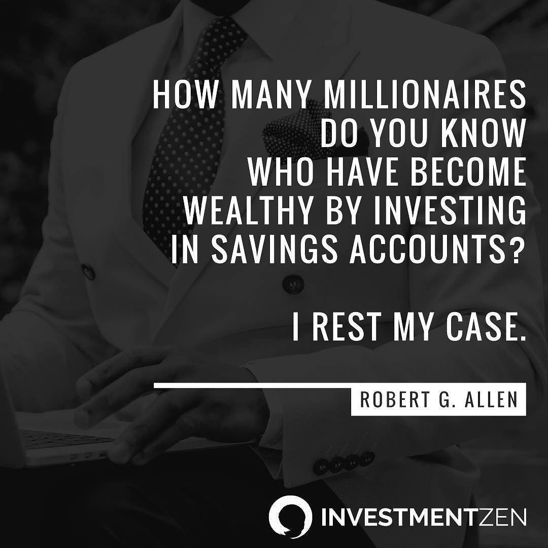 Get Money Quotes You Don't Get Rich Hoarding Cash Smart Money Quotes  Pinterest
