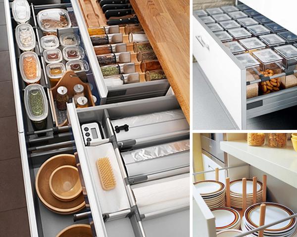 Ideas para mantener el orden en casa en 2019 deco for Muebles de cocina vegasa