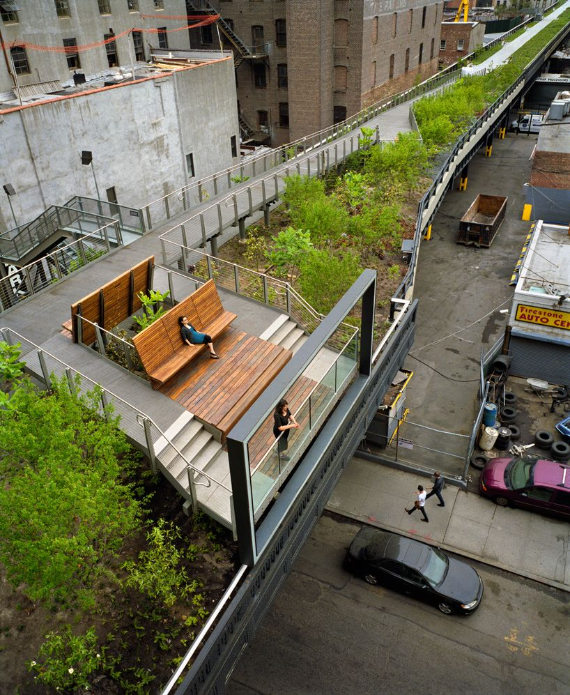 section 2 of high line