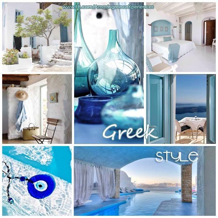 Style in Blue  https://www.facebook.com/amazingreecexperiences  Greece Experiences