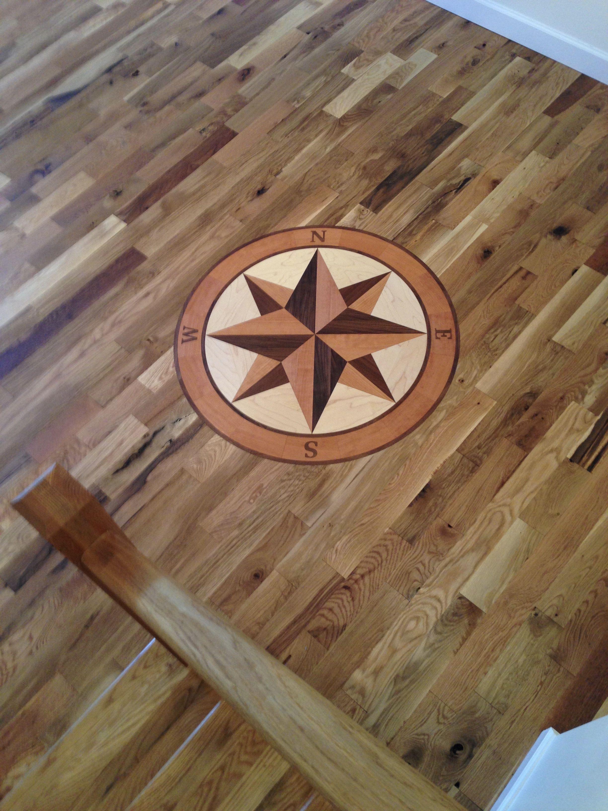 Brant Point Wood Medallion Wood Floor Texture Wood Flooring