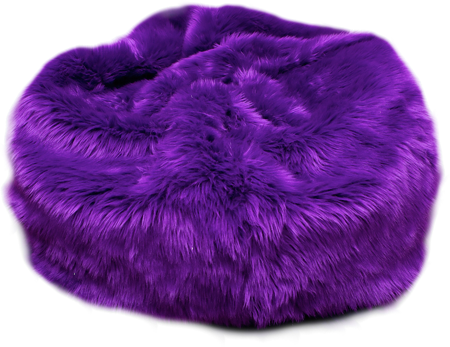 Lovely Buy Your Large Beanbag In Purple Fuzzy Fur Here. The Large Beanbag In  Purple Fuzzy Fur Is The Perfect Comy And Cozy Spot For Your Child. Pictures Gallery