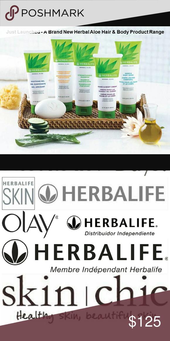 Herbalife Skin Products Aloe For Hair Herbalife Skin