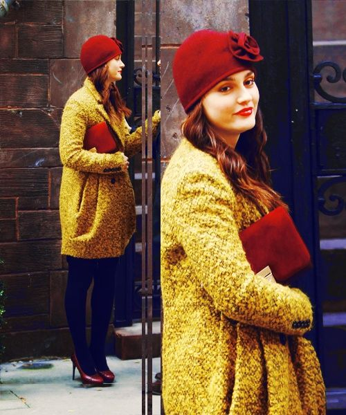 Blair Waldorf Style, can I just have her closet even if is not a real person…