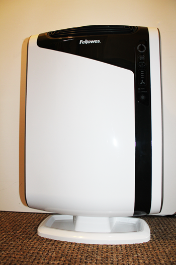 Review Fellowes AeraMax DX95 Air Purifier Air purifier