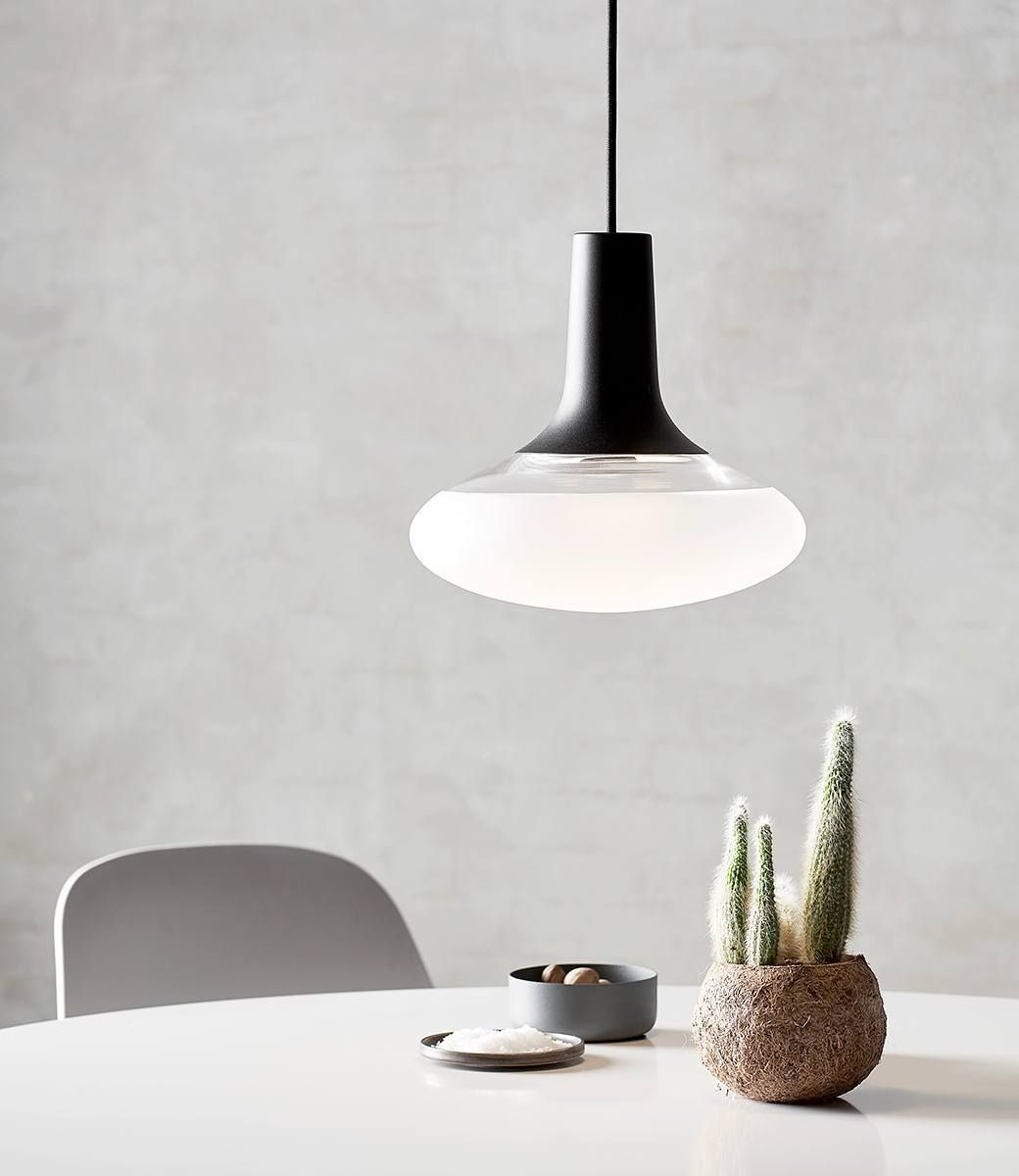 Please Welcome The New Dee 2 Glass Pendant Bonnelyckemdd Has Worked With The Shape Of The Beautiful Glass D Lamp Design Scandinavian Interior Nordic Design