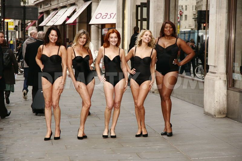"""Sharon Webb, Lingerie Buyer at Debenhams said: """"We're thrilled to re-launch our Oxford Street store and hope our fabulous lingerie event on Thursday 12th December is a huge success. We've received a fantastic customer reaction to our fuller busted and fuller figured lingerie offering – Elomi in particular is a brand that is growing well."""