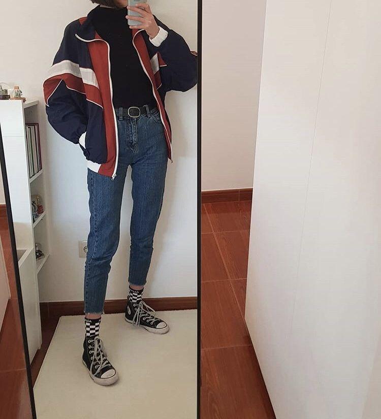 Outfits Aesthetic Fashion Streetstyle Streetwear Tumblr Grungefashion Grunge Koreanfashion Hipster Outfits Clothes Aesthetic Clothes