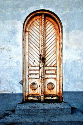 Looks like a doorway to heaven!
